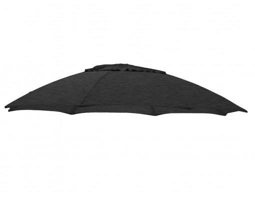 Toile Easy-Sun 375 Olefin Carbon