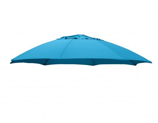 Olefin vervangingsdoek voor Easy Sun parasol 375, Petroleum Blauw