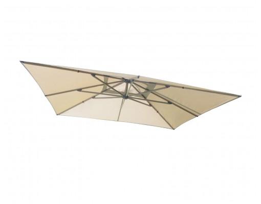 Olefin vervangingsdoek voor Easy Sun parasol 320, licht Taupe