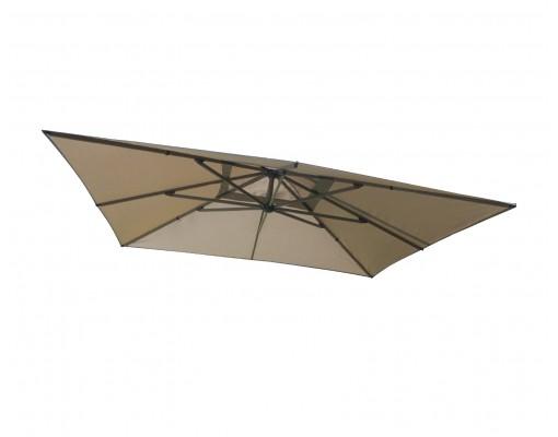 Olefin Taupe vervangingsdoek voor Easy Sun parasol 320