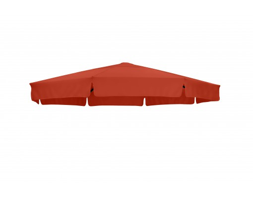 Olefin vervangingsdoek voor Easy Sun parasol 350, Terracotta