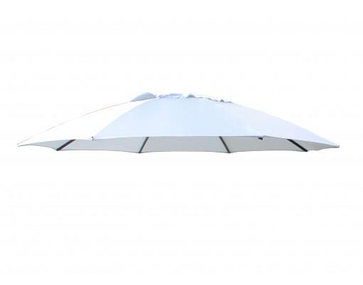 Olefin vervangingsdoek voor Easy Sun parasol 375, licht anthraciet