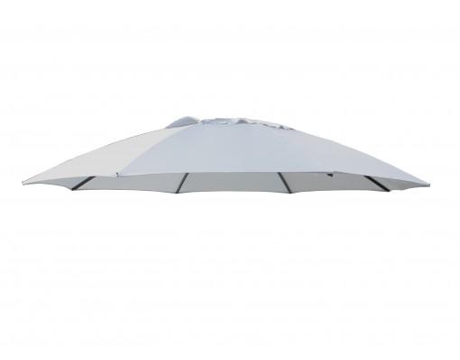 Polyester Antraciet vervangingsdoek voor Easy Sun parasol 375