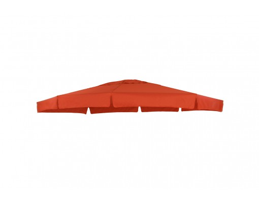 Olefin vervangingsdoek voor Easy Sun parasol 365/275, Terracotta