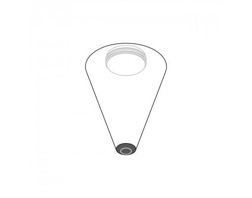 Mat wit bovendeksel voor voetstoek voor Easy Sun - Sun Garden parasol