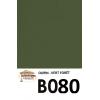 Sun Garden - Easy Sun zweefparasol Classic met flappen - Olefin donker groen doek