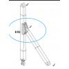 Centraal gewicht (wit) voor Easy Sun parasols