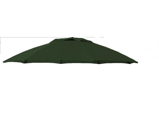 Olefin chocolade vervangingsdoek voor Easy Sun parasol 375