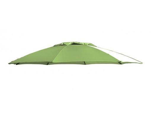 Olefin olijf groen vervangingsdoek voor Easy Sun parasol 375