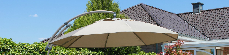 XL Zweefparasols - Olefine / polyester - 375 cm